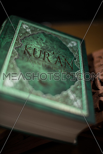 the holy quran book translated
