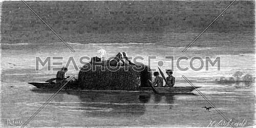 ancient, animal, antique, art, artwork, bird, black, boat, daydream, daydreaming, drawing, dusk, engraved, engraving, etching, illustration, imagination, lake, men, nature, oar, old, people, picture, relaxation, rest, river, sailboat, smoke, transportation, travel, vector, vintage, water, white