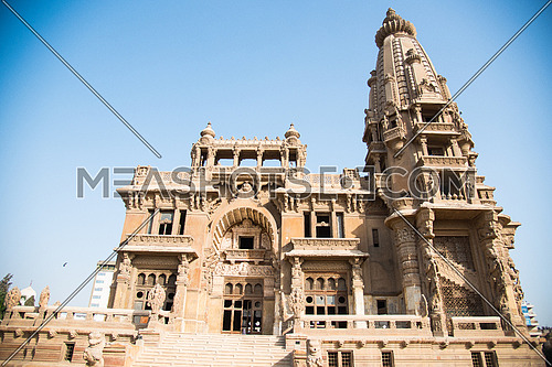 Baron Palace in Cairo Egypt