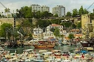 Marina of Antalya city 2