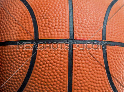 Texture Detail of a balloon of basketball