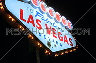 Welcome to Las Vegas ----