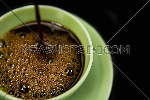 Coffee Cup freshly made hot