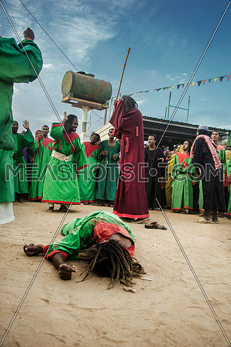 Sufis of Sudan in a melodious dance