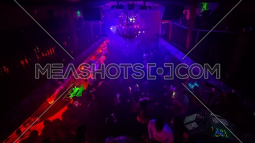 Night Club Timelapse in Tampa, Florida