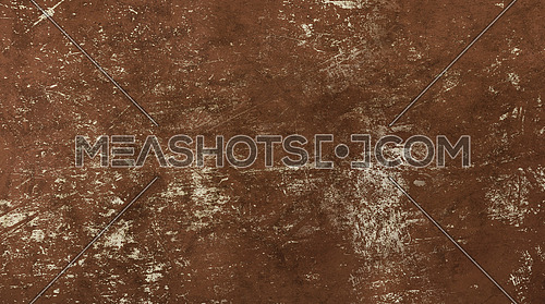 Grunge old vintage dirty shabby distressed brown texture background with uneven noise