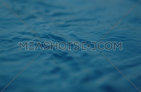 close shot for River Nile water surface waving