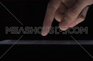 Using digital Touch Surface in a Dark Room
