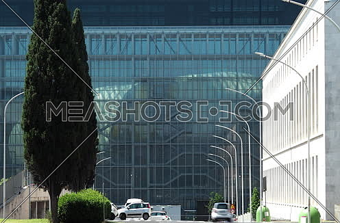 Convention Center The Cloud in Rome, Eur district