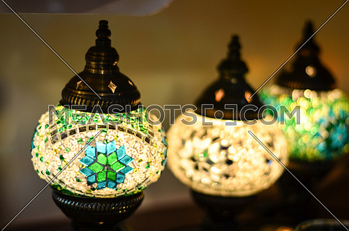Turkish Glass Lantern