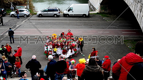 Match of the Six Nations championship, Italy wales