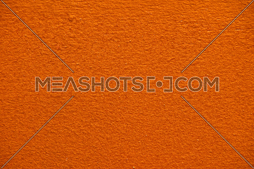 Bright vivid golden orange pearl nacre uneven painted glossy surface texture background