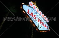 Welcome to Vegas sign - low angle (2 of 5)