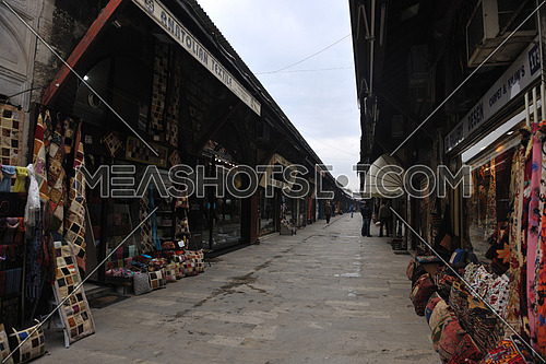 Istanbul old souq