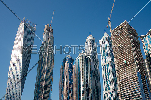 towers in dubai marina