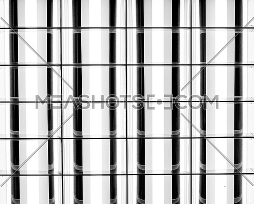 Abstract - ceiling  lighting unit - lines - columns & rows