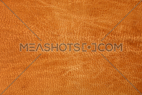 Old brown orange color natural genuine leather grain background texture close up