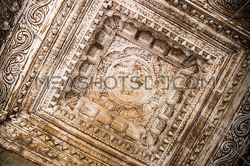 ceiling of the Baron Palace in Egypt