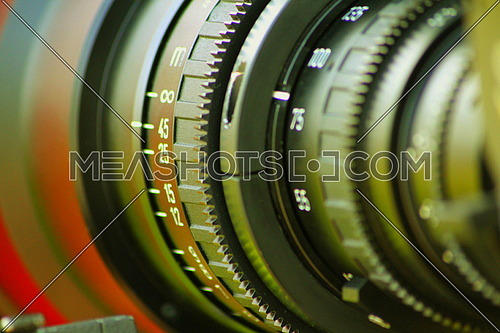 A zoom lens perspective