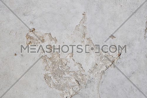 Damage fault defects in grunge concrete wall or floor with stains background