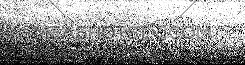 Black grunge gradient noise overlay over white background