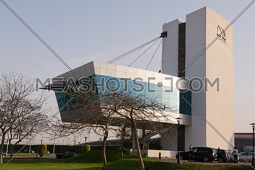 Smart Village head office in Egypt
