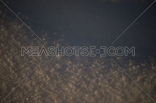 abstract winter snow christmas  background  at night with long shadows