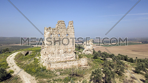 Castle of Huelgas, also known as castle of Estiviel is a castle of andalusi time, located in the municipality of Jabalquinto, province of Jaen, Spain