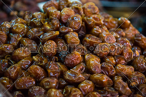 dates in display