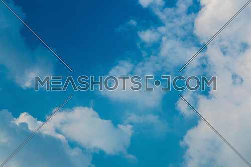 Long Shot for Clouds at Daytime