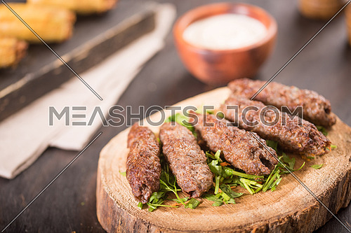 Arabian Oriental Mixed Grill Barbique from middle east