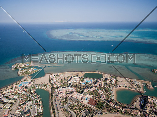 Movenpic resort  in ELgouna area, red sea, Egypt