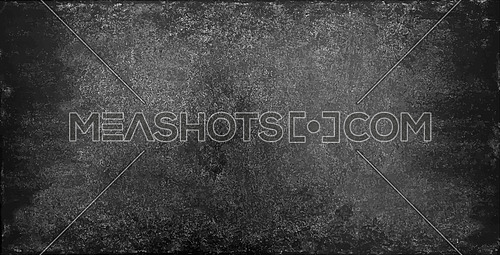 Vector illustration of grunge dark grey uneven stone texture background with cracks and stains