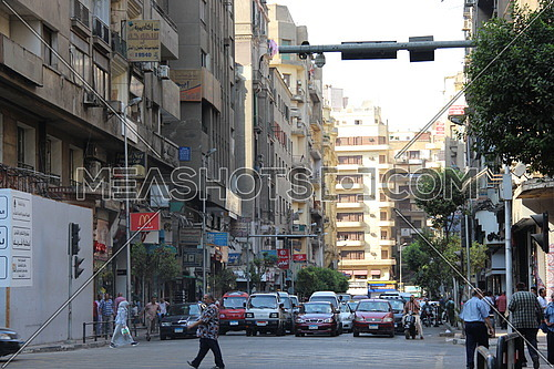 Cairo downtown EGYPT