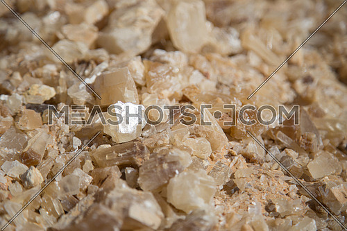 small rocks on the ground