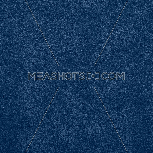 Blue abstract uneven grunge background texture of classic chamois leather grain surface pattern