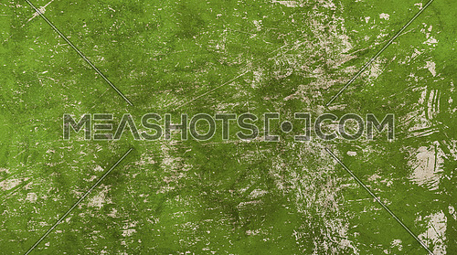 Grunge old vintage dirty shabby distressed green texture background with uneven noise